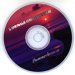 Loungeorchestra - Summerbreeze CD