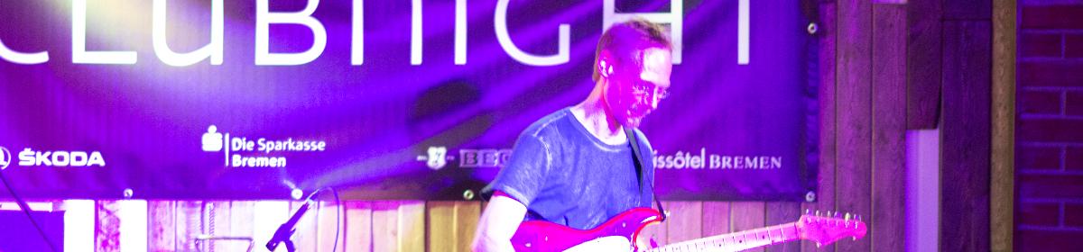 E-Gitarrenunterricht in Bremen